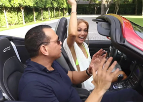 Say What?! Jennifer Lopez Just Revealed She's Never Driven a Car