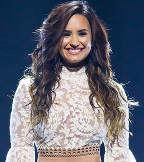 Demi Lovato 'sorry' for taking Israel trip