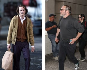 Joaquin Phoenix reveals he became 'obsessed' and developed a 'disorder' after losing 52 POUNDS for Joker role