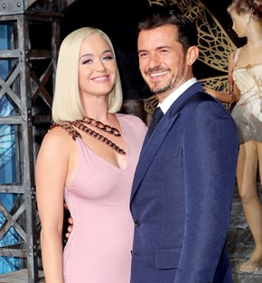 Katy Perry hails Orlando Bloom for 'perfect response to her dark days' ahead of birth