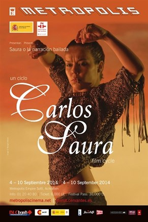 Carlos Saura Film Cycle