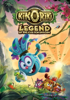 Kikoriki. Legend of the Golden Dragon