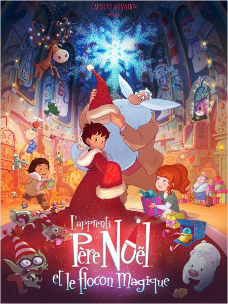 L'Apprenti Pere Noel et Le Flocon Magique