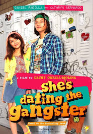 Shes Dating the Gangster