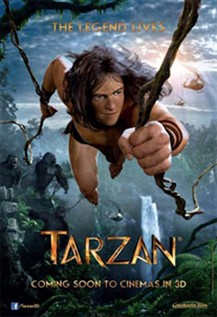 Tarzan 3D
