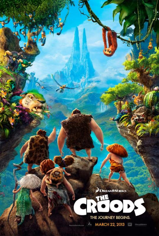 The Croods In 3D