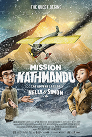 Mission Kathmandu:The Adventures of Nelly & Simon