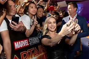 Captain Marvel Singapore event live update: Brie Larson, Samuel L Jackson send fans into a tizzy