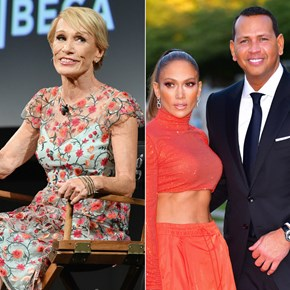 Shark Tank's Barbara Corcoran Recounts Meeting Alex Rodriguez and 'Intimidating' Jennifer Lopez