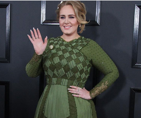 Adele is in 'good place' after split