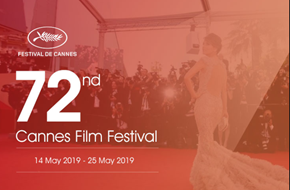72ND CANNES FILM FESTIVAL 2019