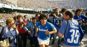 Diego Maradona film premieres in Cannes in legend's absence