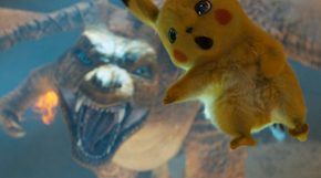 The Origins of 'Detective Pikachu' Twist