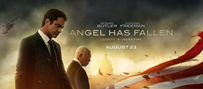 Once an action hero Has Fallen, it's far more interesting when they struggle to get up, and that realization makes Angel a better-than-expected sequel.