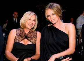 Charlize Theron details how her mother shot her father in 'self-defense'