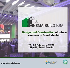 Cinema Build KSA.
