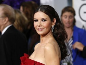 Catherine Zeta-Jones inspired by 101-year-old father-in-law