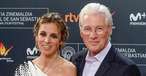Richard Gere is 'happiest man in the universe'