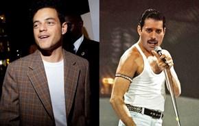 How Queen Feels About Rami Malek Portraying Freddie Mercury In Bohemian Rhapsody