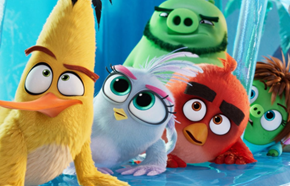 The Angry Birds Movie 2 has a sufficient number of laughs that most audiences won't be bothered too much that there's isn't much else there.