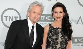 Wish I'd kept a diary: Michael Douglas looks back at marriage to Catherine Zeta-Jones, career