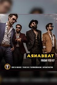 Arnabeat Live