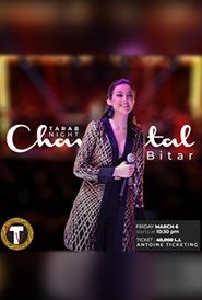 Chantal Bitar in a Tarab Night