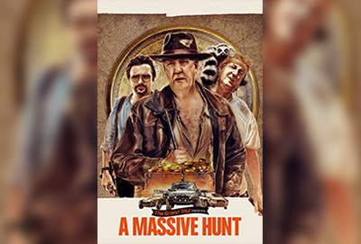 The Grand Tour Presents: A Massive Hunt