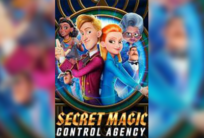 Secret Magic Control Agency