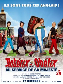 Asterix and Obelix: On Her Majestys Service