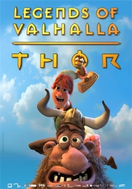Legends of Valhalla: Thor 3D