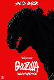 Godzilla: Resurgence [Dubbed English]