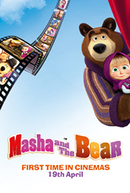 Masha &The Bear:Sensory Friendly Screening