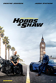 Fast & Furious: Hobbs & Shaw Parents & Babies