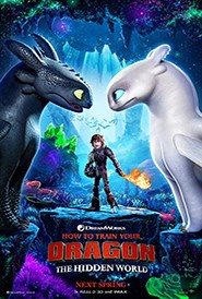 How to Train Your Dragon:The Hidden World [Arabic]