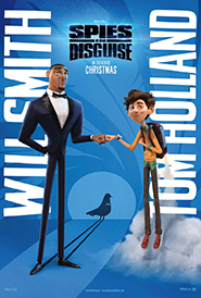 Spies in Disguise-Parents & Babies Mornings