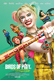 Birds of Prey-Ladies Night Screening
