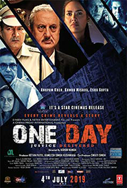 One Day: Justice Delivered [Hindi]