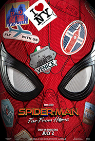 Spider-Man: Far From Home-Parents & Babies Morning