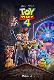 Toy Story 4-Big Kids