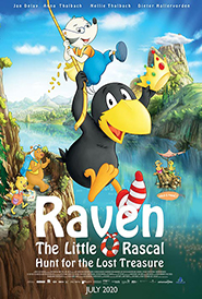 Raven the Little Rascal - Hunt for the Lost Treasure