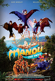 Manou The Swift-Parents & Babies Mornings