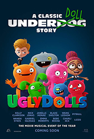 Ugly Dolls-Parents & Babies Mornings