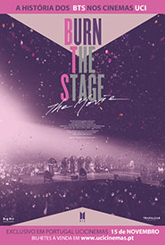 Burn the Stage: The Movie [Korean]