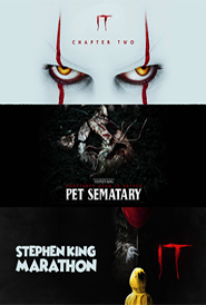 Stephen King Horror Marathon (Halloween Movies)