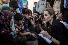 Press Releases Angelina Jolie concludes visit to Bangladesh, urges sustained support for Rohingya refugees and calls on Myanmar to take necessary steps to end displacement and statelessness