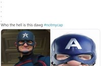 Marvel fans reject The Falcon and The Winter Soldier's new Captain America, 'Not My Cap' memes flood Twitter