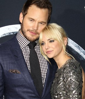 Chris Pratt and Anna Faris Are Officially Divorced
