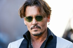 Johnny Depp has 'period of depression' after making movie