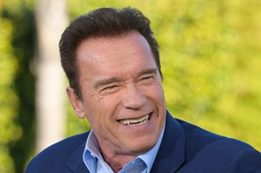 Arnold Schwarzenegger admits to stepping over the line with women